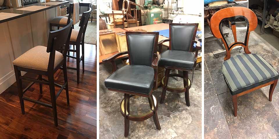 Furniture Reupholstery Progressive Furniture Refinishing